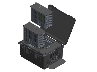 Case Study 5: Portable Telecommunications Base Station